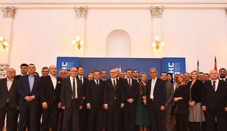 Predstavnici 27 gradova i opština na proslavi dana Novog Sada (FOTO)