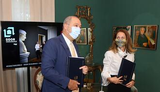 Galerija Matice srpske i DDOR u misiji promocije srpske umetničke baštine