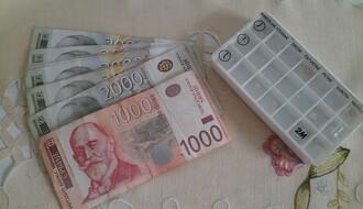 SINIŠA MALI: Penzije od 1. januara veće za 5,9 odsto