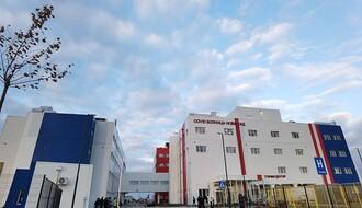 FOTO: Otvorena kovid bolnica na Mišeluku, prvi pacijenti stižu danas iz KCV-a