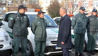 Novosadska komunalna policija obeležila osam godina rada (FOTO)