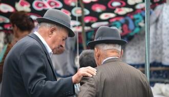 Srbija: Svaka peta osoba starija od 65 godina