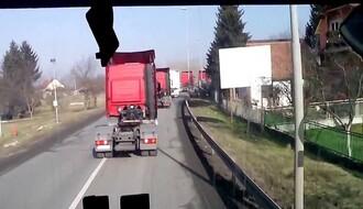 Kamionima zabranjeno preko Iriškog Venca
