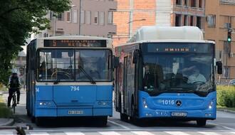 JGSP: Besplatan autobuski prevoz na Dan Grada na gradskim i prigradskim linijama