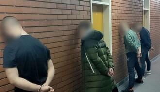 """Podignuta optužnica protiv osumnjičenih za tuču ispred """"Lazinog sokaka"""""""