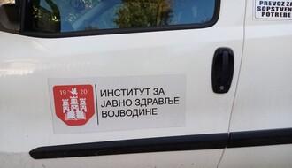 IZJZV: U Novom Sadu u utorak registrovana 283 slučaja korone