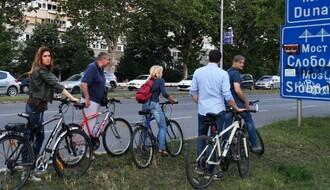 GO DSS: Naći najbolje rešenje za bicikliste na Mostu slobode