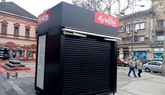 """NOVI SAD: """"Štampa komerc"""" dobila spor, kiosci vraćeni nakon 12 godina"""