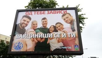 U Srbiji svega 15 odsto mladih vakcinisano protiv korona virusa