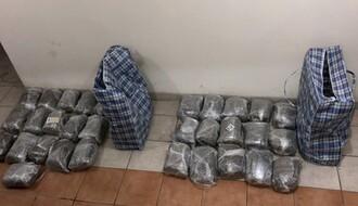 MUP: U podrumu pronađeno 33 kilograma marihuane