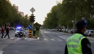 MUP: U Novom Sadu za jedan dan osam saobraćajki, povređene tri osobe