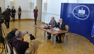 """Potpisan protokol o saradnji između JP """"Pošta Srbije"""" i Grada Novog Sada"""