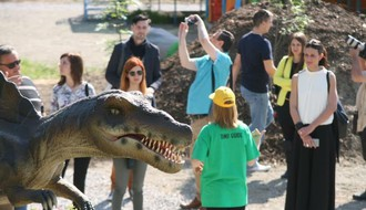 Postanite dobrovoljni davalac krvi i dođite besplatno u Dino park