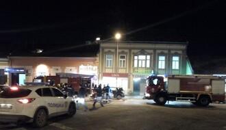 Požar u Šafarikovoj ulici: Goreo dimnjak (FOTO i VIDEO)