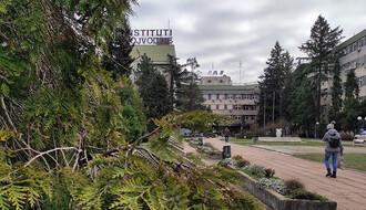 U KCV-u smanjen, a na Institutu u Kamenici povećan broj kovid pacijenata