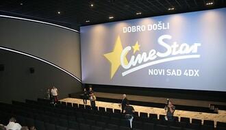 CineStar u utorak slavi treći rođendan uz cenu ulaznice od 160 dinara