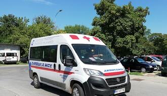 Prevrnuo se automobil na Podbari, petoro povređeno