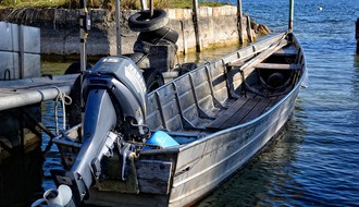MUP: Koviljčanin osumnjičen za krađu pet vanbrodskih motora