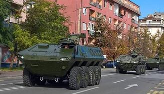 Vojna smotra već od danas menja režim saobraćaja na Beogradskom keju