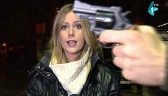 Pretio pištoljem ekipi RTV Vojvodine (VIDEO)