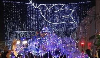 Raspisan tender za nabavku novogodišnje rasvete u Novom Sadu