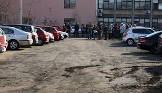 Uskoro počinje uređenje parkirališta kod Matice srpske