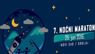 Večeras se održava 7. novosadski Noćni maraton