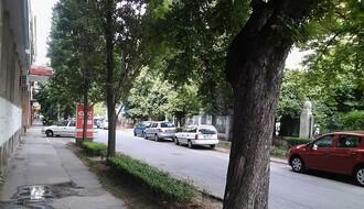Deo ulice Vase Stajića od petka zatvoren za saobraćaj