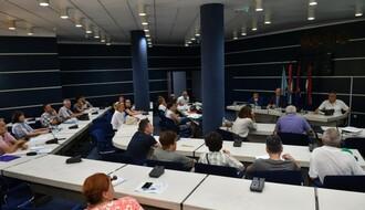 Održan drugi sastanak sa građanima o očuvanju zelenila kod nove zgrade suda