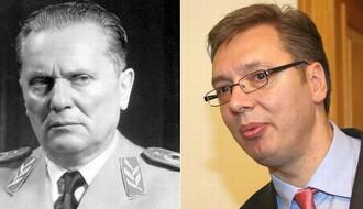 Vučić: Za tri godine uradio sam koliko i Tito u bivšoj Jugoslaviji