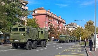 VOJSKA SRBIJE: Defile garde u petak, smotra na Keju u subotu (VIDEO)