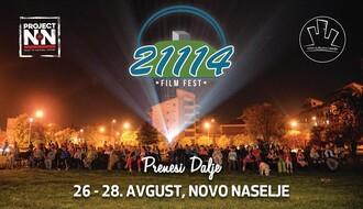 """Drugi po redu """"21114"""" film fest na Novom naselju!"""