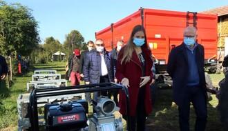 Mlada poljoprivrednica iz Kisača od Grada dobila preko milion dinara za razvoj gazdinstva (FOTO)