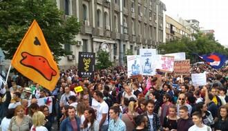 """""""Podrži RTV"""": Novi protestni skup večeras u 19 sati"""