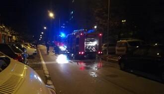 Izbio požar u stanu u Kisačkoj ulici