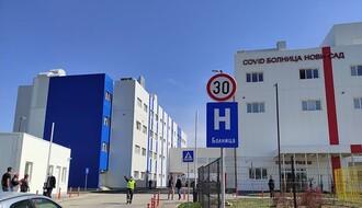 U kovid bolnici na Mišeluku smešteno više od 120 pacijenata