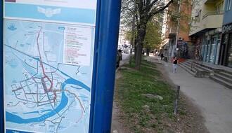 """JGSP """"Novi Sad"""" privremeno ukida noćne linije 18A i 18B"""