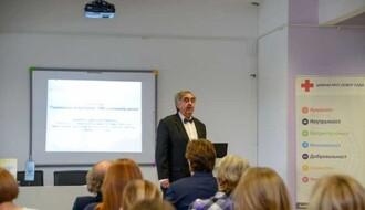 NS: Održano predavanje o prevenciji zloupotrebe psihoaktivnih supstanci u osnovim školama