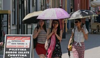 FOTO PRIČA: Turisti u Novom Sadu