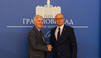 Ambasador Sjedinjenih Američkih Država posetio Novi Sad