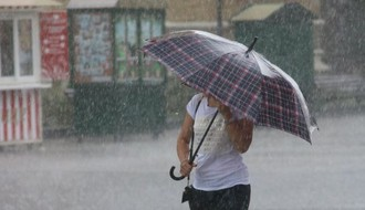 RHMZ UPOZORAVA: Od večeras nestabilno vreme sa pljuskovima i grmljavinom