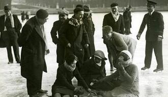 Klizanje...sport u kome je uživala novosadska omladina...