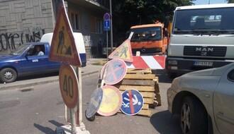 """Radovi """"Toplane"""" menjaju režim saobraćaja na Bulevaru kralja Petra prvog od petka"""