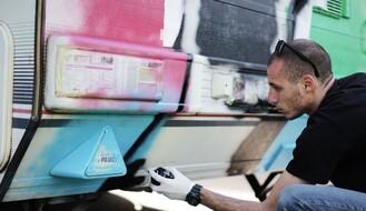 Počelo oslikavanje OPENS kampera: Konzerva u kvartu