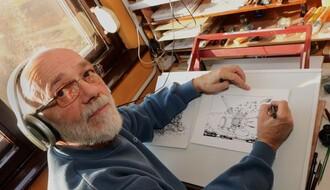 NOVOSAĐANI: Crtač u penziji vratio se svetu stripa i karikature