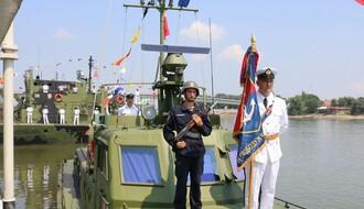 FOTO: Na Keju obeležen Dan Rečne flotile i roda rečnih jedinica