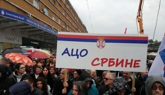 """FOTO I VIDEO: Miting SNS-a u okviru kampanje """"Budućnost Srbije"""" održan u Novom Sadu"""