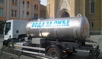 Cisterne s pijaćom vodom uskoro na gradskim ulicama