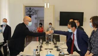Grad nastavio razgovore s Kinezima oko izgradnje četvrtog mosta u Novom Sadu (FOTO)