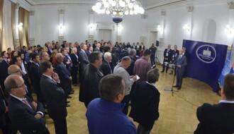 FOTO: U Gradskoj kući održan prijem za učesnike Međunarodnog kongresa neurohirurga
